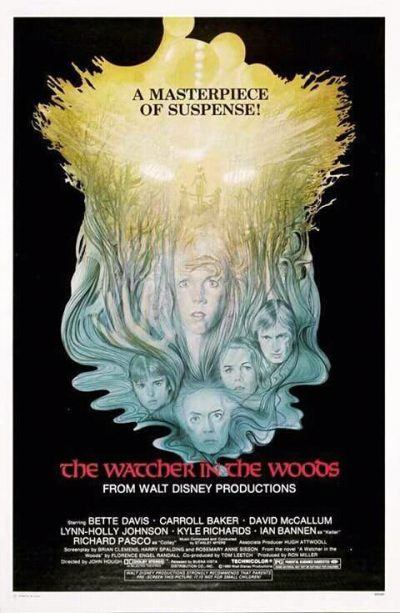 Film poster for The Watcher In The Woods