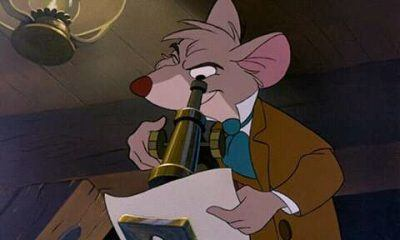 A scene from The Great Mouse Detective