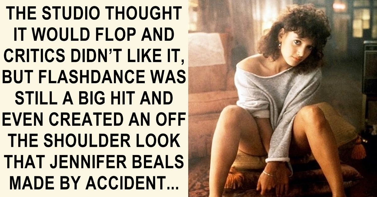 12 Things You May Not Have Realised About Flashdance