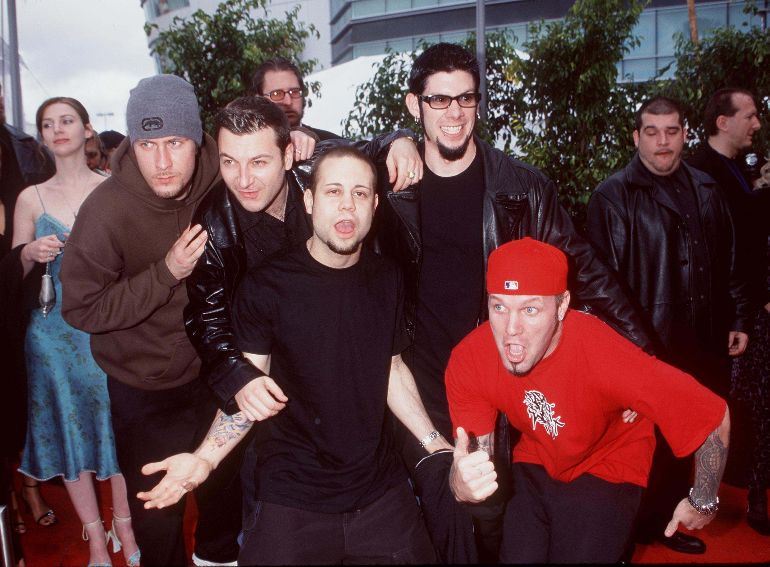 GettyImages 851780 Remember Fred Durst From Limp Bizkit? Here's What He Looks Like Now
