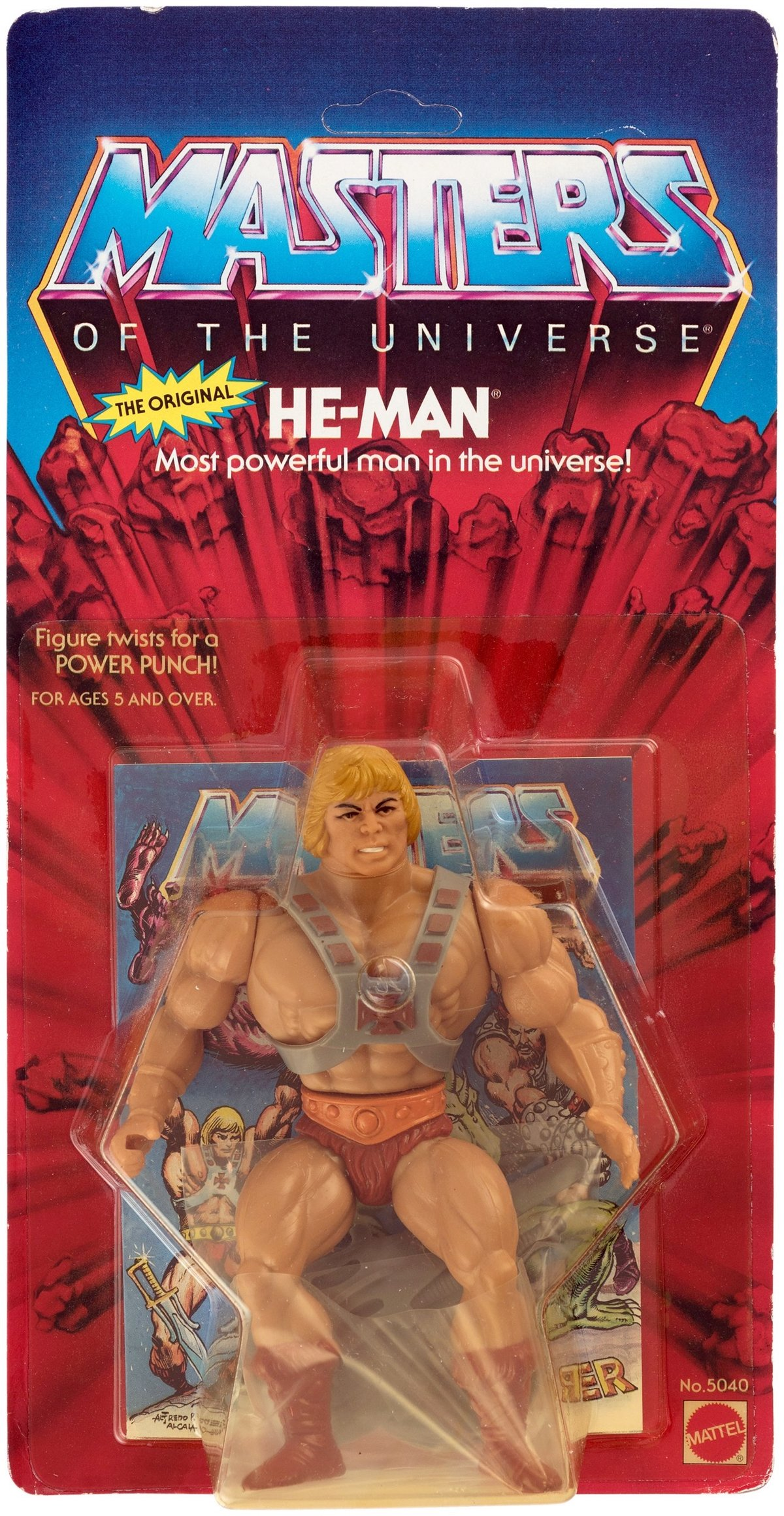 HE MAN 10 He-Man And She-Ra Toys That Are Now Worth A Lot Of Money