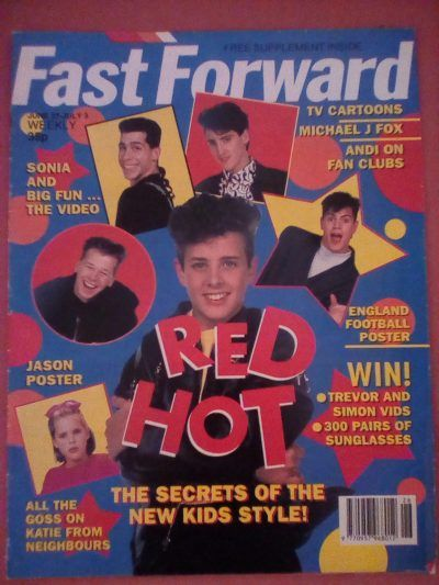 IMG 20180412 181617 Remember What Was Inside The Brilliant Magazine Fast Forward?