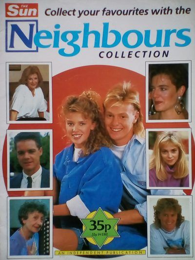 IMG 20180415 175719 The Neighbours Sticker Album! What Stickers Were There To Collect?