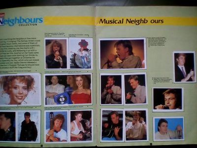 IMG 20180415 180017 The Neighbours Sticker Album! What Stickers Were There To Collect?