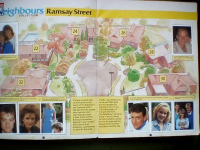 IMG 20180415 180031 The Neighbours Sticker Album! What Stickers Were There To Collect?