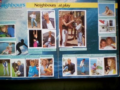 IMG 20180415 180052 The Neighbours Sticker Album! What Stickers Were There To Collect?