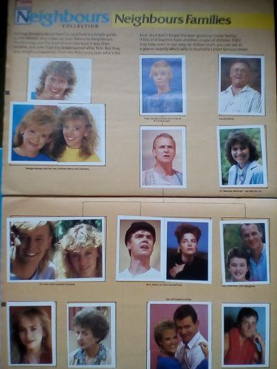 IMG 20180415 180212 The Neighbours Sticker Album! What Stickers Were There To Collect?