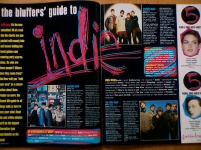 IMG 20180416 180553 The Smash Hits Yearbook! Which Stars Were Featured In 1995?
