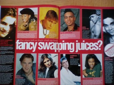 IMG 20180416 180715 The Smash Hits Yearbook! Which Stars Were Featured In 1995?