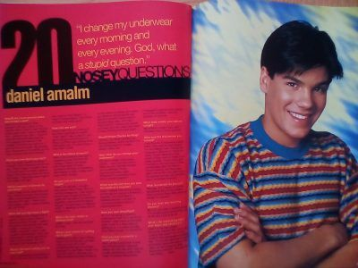 IMG 20180416 180920 The Smash Hits Yearbook! Which Stars Were Featured In 1995?
