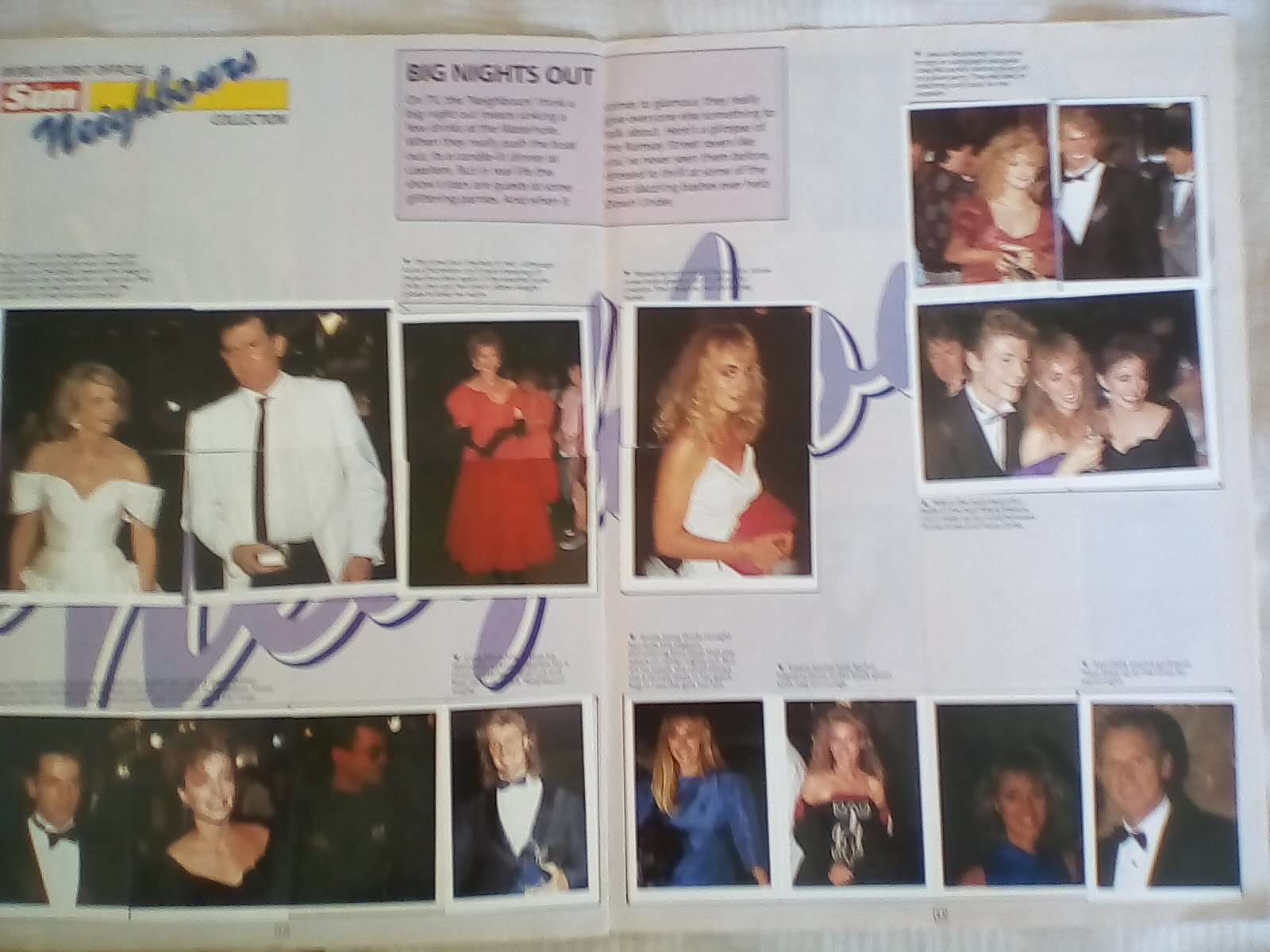 IMG 20180420 151737 2 Neighbours Sticker Album Number 2! What Stickers Were There To Collect?