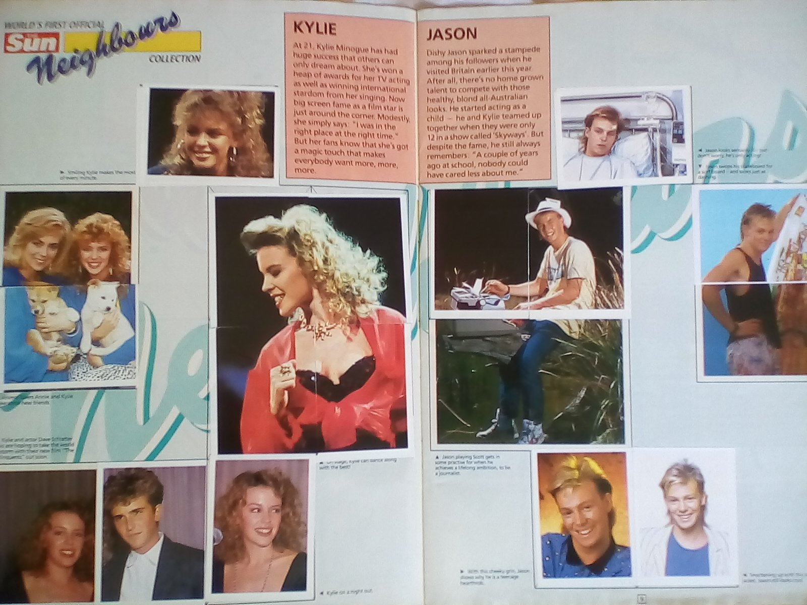 IMG 20180420 154611 2 Neighbours Sticker Album Number 2! What Stickers Were There To Collect?