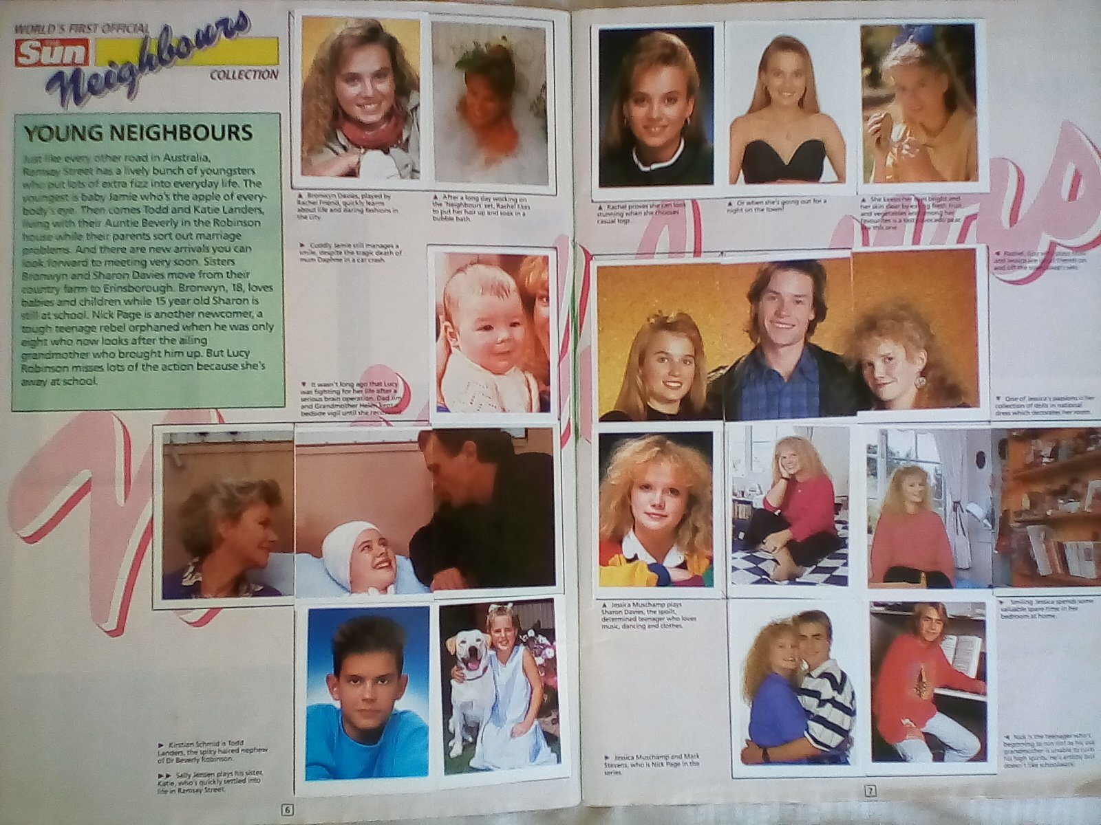 IMG 20180420 154626 2 Neighbours Sticker Album Number 2! What Stickers Were There To Collect?