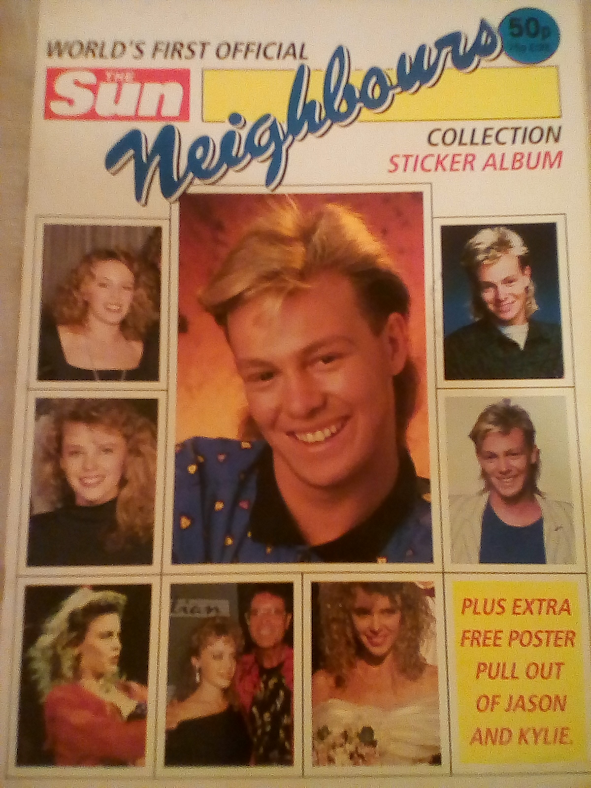 IMG 20180420 215128 Neighbours Sticker Album Number 2! What Stickers Were There To Collect?