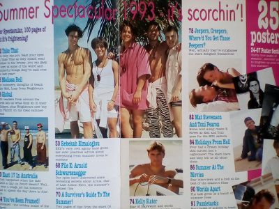 IMG 20180425 142606 Big! Summer Spectacular! Which Stars Were In Its Pages in 1993?