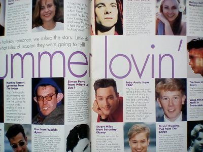 IMG 20180425 142724 Big! Summer Spectacular! Which Stars Were In Its Pages in 1993?