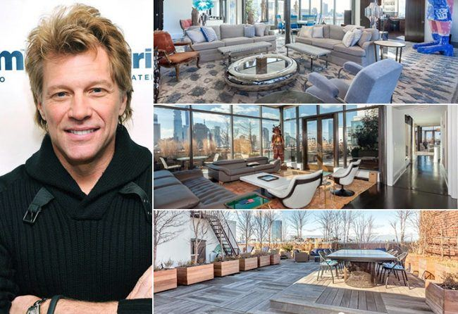 Jon Bon Jovi These 17 Spectacular Celeb Houses Will Seriously Blow Your Mind