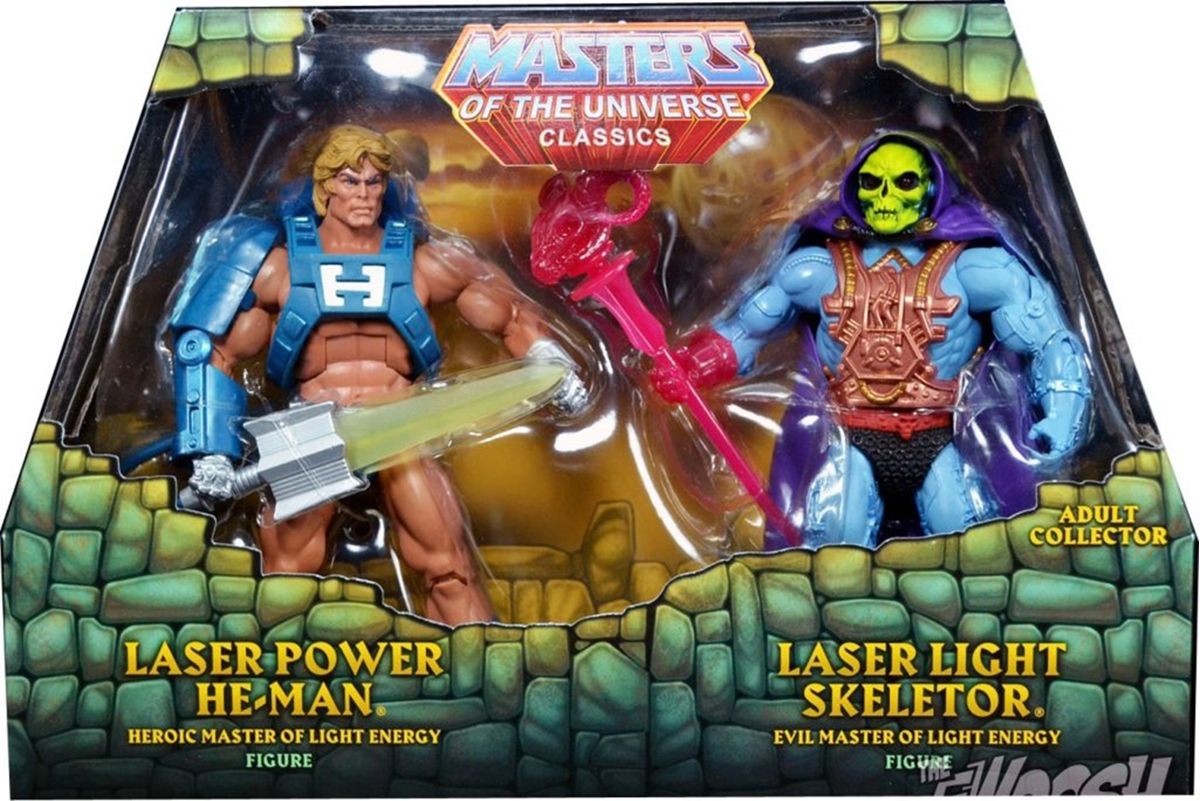 LASER 10 He-Man And She-Ra Toys That Are Now Worth A Lot Of Money