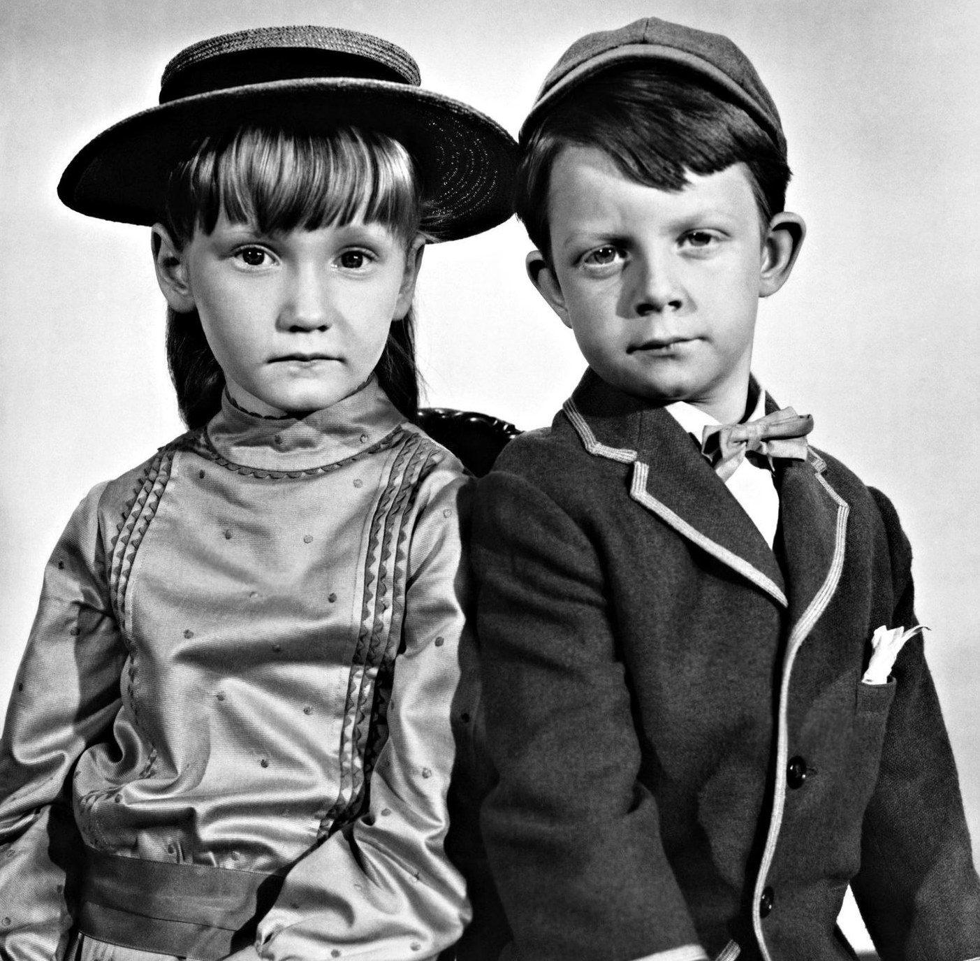 Matthew Garber in Mary Poppins
