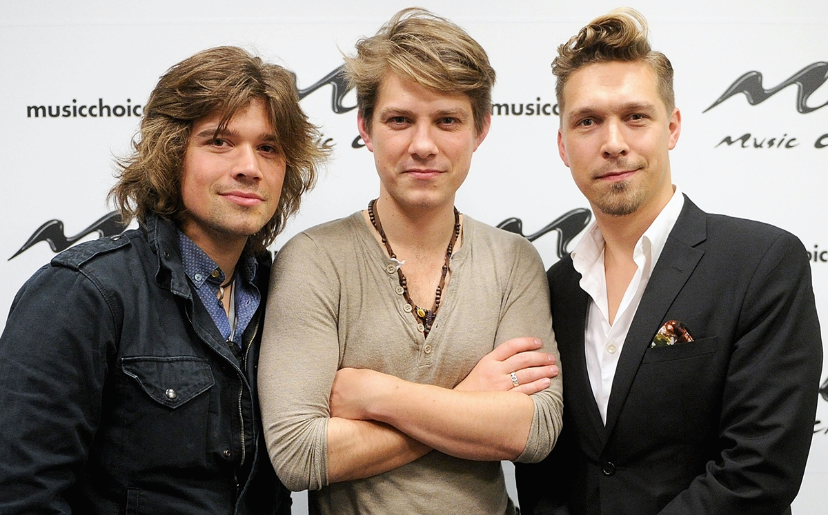 NOW Remember Hanson? You Won't Believe How Amazing They Look Now!