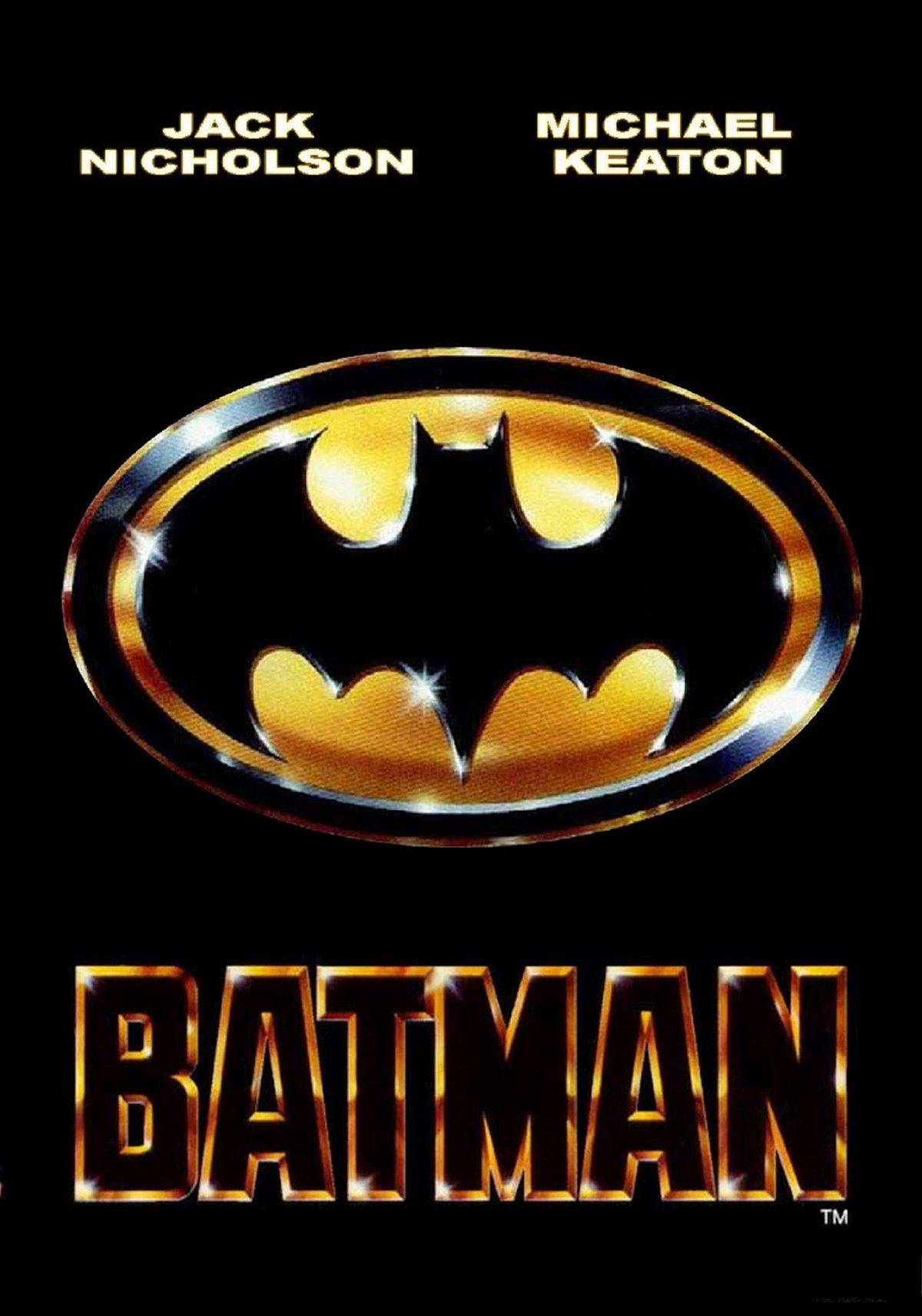 POSTER1 12 Things You May Not Have Realised About Tim Burton's Batman