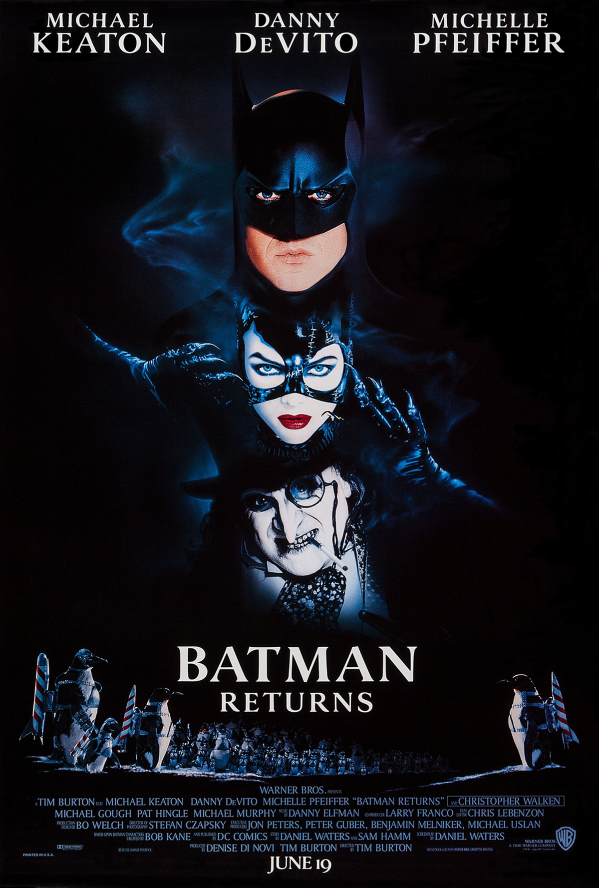 POSTER2 12 Things You May Not Have Realised About Tim Burton's Batman