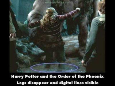 Potter 22 Movie Mistakes That Still Ended Up On The Big Screen