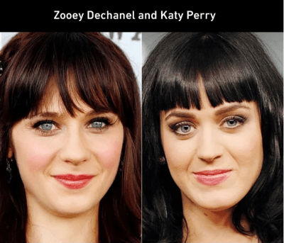 Screen Shot 2018 04 09 at 10.43.19 20 Celebrity Doppelgängers That Will Make You Look Twice