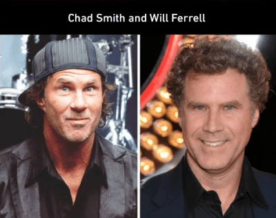 Screen Shot 2018 04 09 at 10.44.45 20 Celebrity Doppelgängers That Will Make You Look Twice