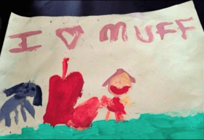 Screen Shot 2018 04 13 at 13.49.37 31 Examples Of When Childrens Drawings Go Horribly Wrong