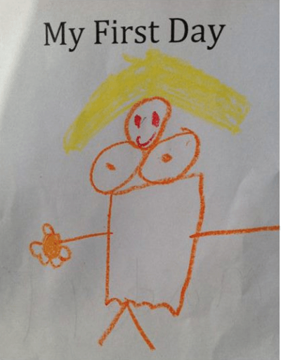 Screen Shot 2018 04 13 at 13.52.03 31 Examples Of When Childrens Drawings Go Horribly Wrong