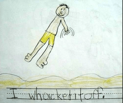 Screen Shot 2018 04 13 at 13.52.17 31 Examples Of When Childrens Drawings Go Horribly Wrong