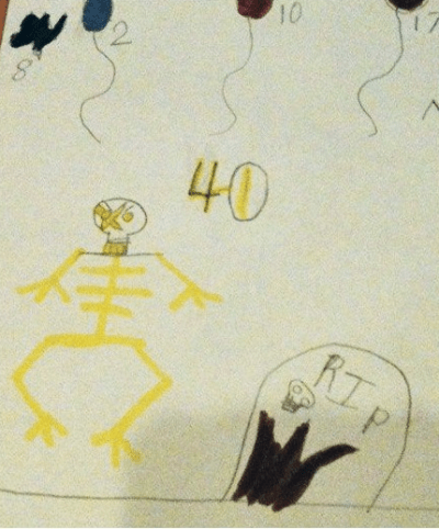 Screen Shot 2018 04 13 at 13.52.46 31 Examples Of When Childrens Drawings Go Horribly Wrong