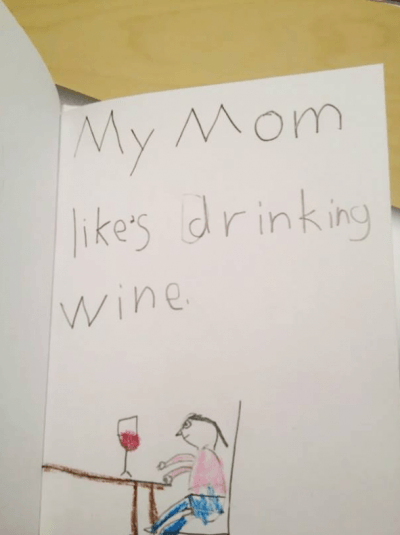 Screen Shot 2018 04 13 at 13.53.33 31 Examples Of When Childrens Drawings Go Horribly Wrong