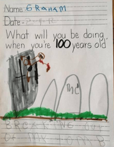 Screen Shot 2018 04 13 at 13.54.46 31 Examples Of When Childrens Drawings Go Horribly Wrong