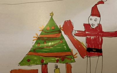 Screen Shot 2018 04 13 at 13.56.58 31 Examples Of When Childrens Drawings Go Horribly Wrong