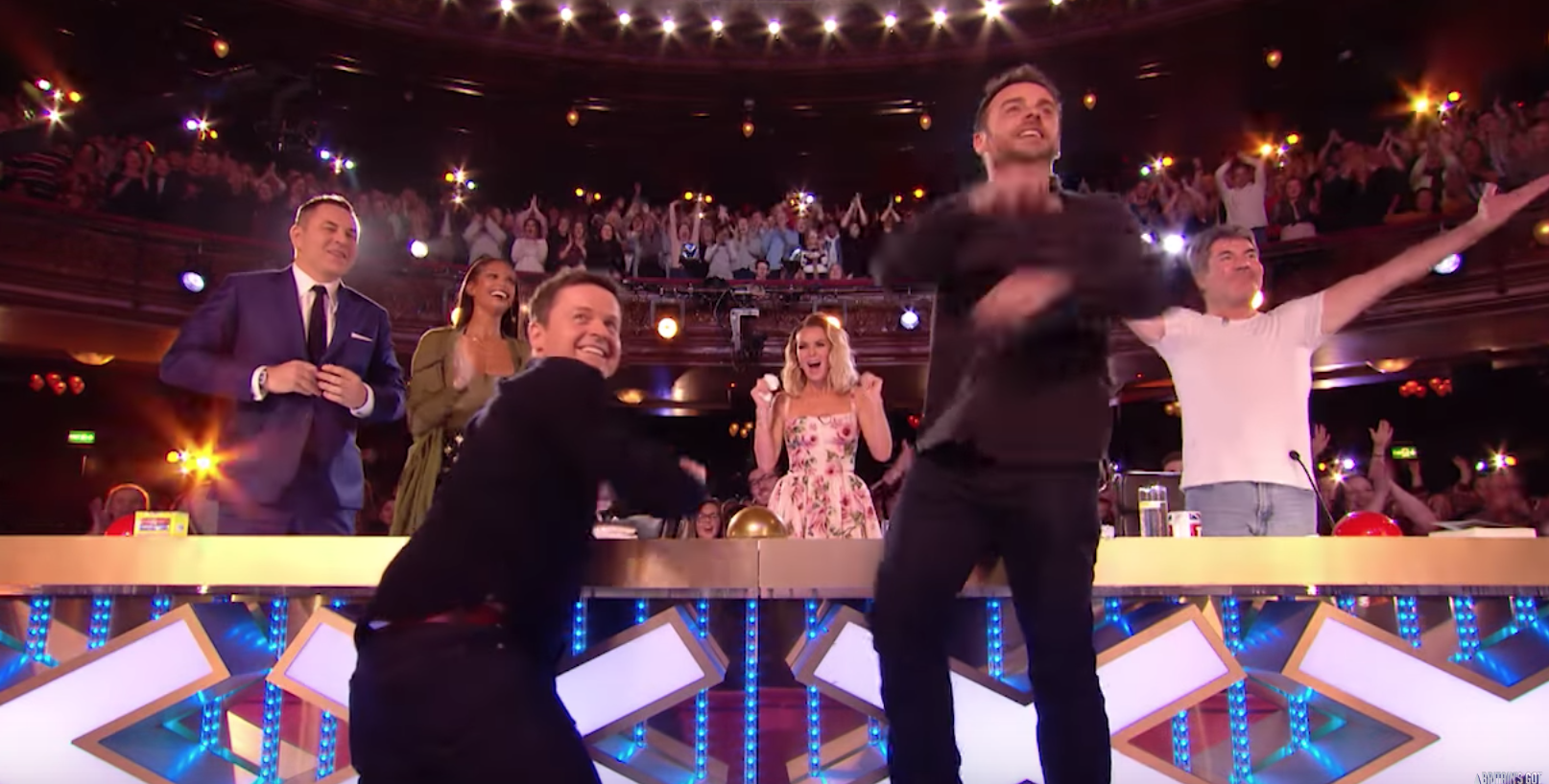 Screen Shot 2018 04 14 at 21.17.50 BGT Act Leaves All The Judges In Tears And Gets The Golden Buzzer From Ant & Dec