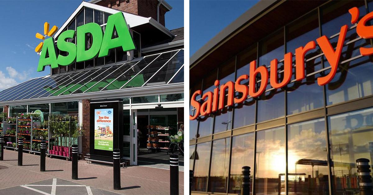 Asda and Sainsbury's Merge To Create Supermarket Giant ...
