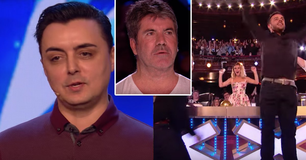 BGT Act Leaves All The Judges In Tears And Gets The Golden Buzzer From Ant & Dec