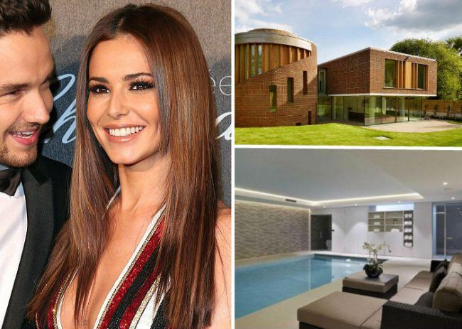 cheryl These 17 Spectacular Celeb Houses Will Seriously Blow Your Mind