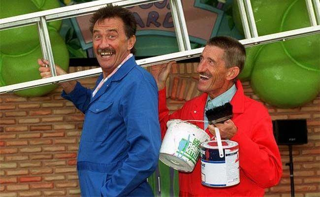 chuckle brothers newcastle united nufc 650x400 To Me to You: The Chuckle Brothers Are Back with a New Channel 5 Show!