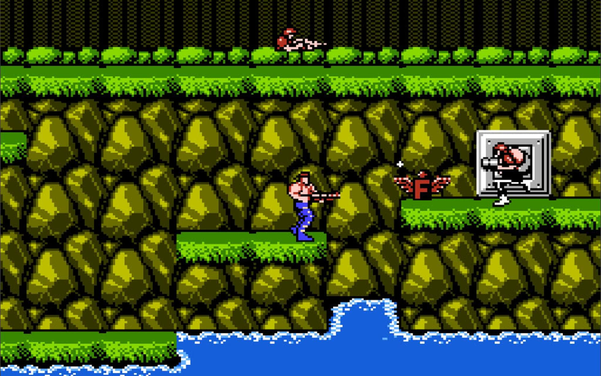 contra The 20 Greatest Video Games of the 1980s