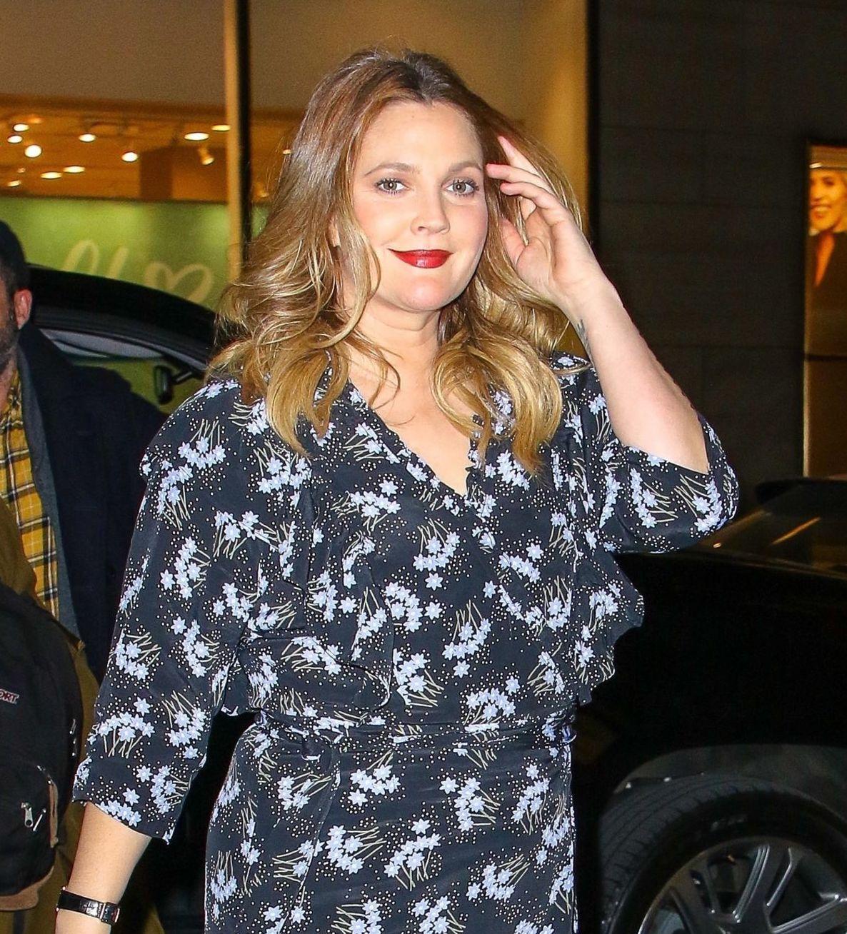 Drew Barrymore in 2019