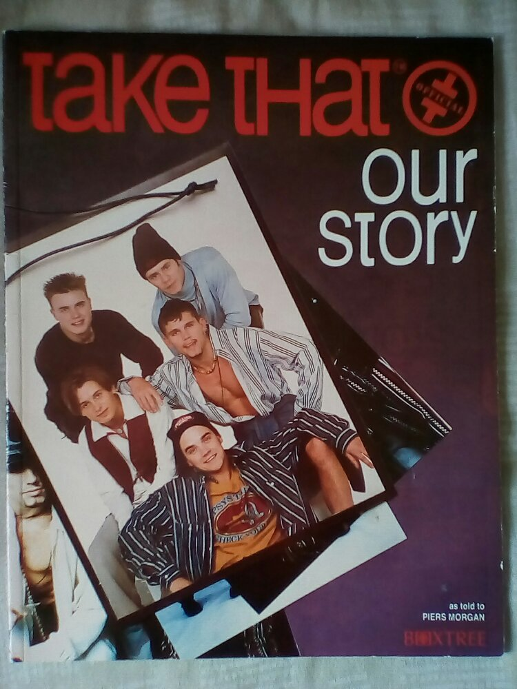 img 20180421 125721 715546321 A Look At The Book Every Take That Fan Had To Get Their Hands On!