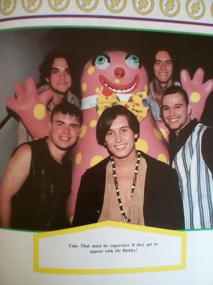 img 20180421 130205 443849263 A Look At The Book Every Take That Fan Had To Get Their Hands On!