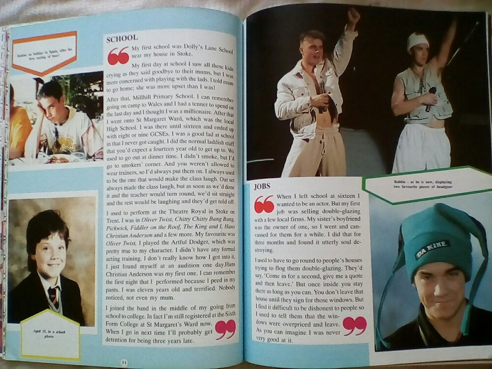img 20180421 130547 1996283276 A Look At The Book Every Take That Fan Had To Get Their Hands On!