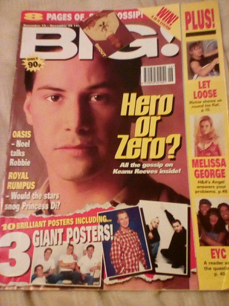 img 20180421 212001 1803132330 Big! What Gossip Was Inside This Showbiz Magazine in 1995?