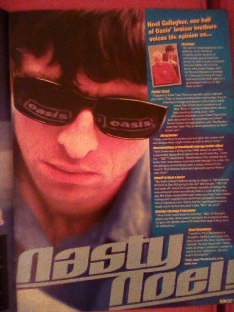 img 20180421 212354359933082 Big! What Gossip Was Inside This Showbiz Magazine in 1995?