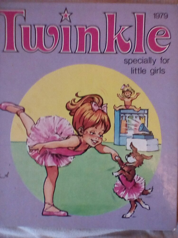 img 20180423 193953360265784 Twinkle The Annual! Can You Remember The Characters It Featured?