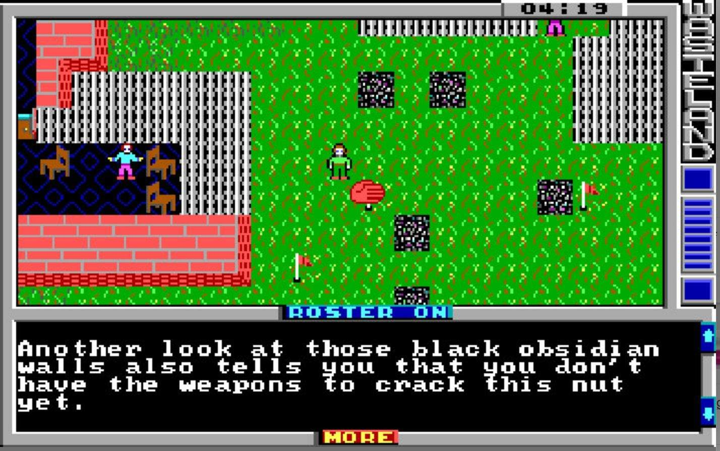 wasteland 1 The 20 Greatest Video Games of the 1980s